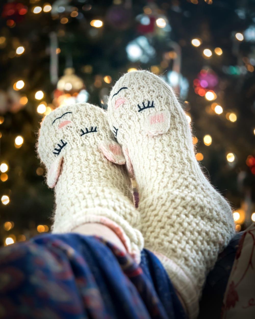 Lambchop socks
