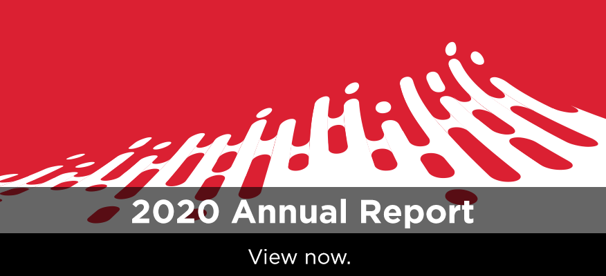 Annual Report background pattern