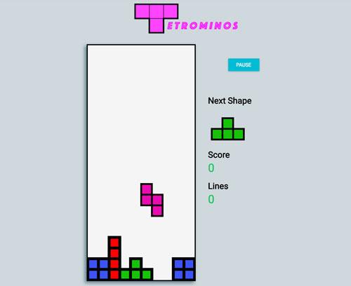Tetrominos