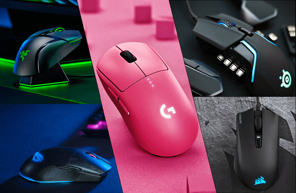 Top Gaming Mouse In 2021