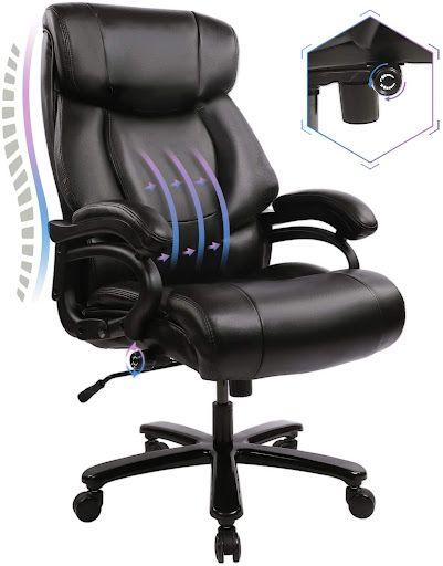 KBEST High Back Big & Tall 400lb Office Chair