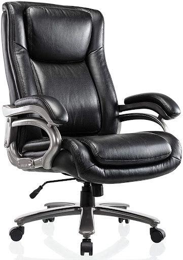 Qwork Big & Tall Office Chair