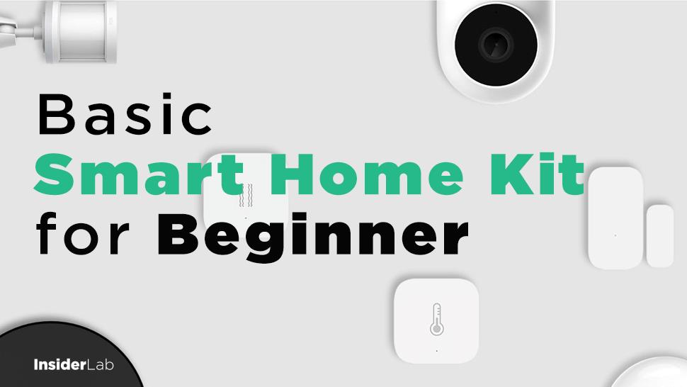 Basic Smart Home Kits for Beginner: Apple HomeKit Starter Kit