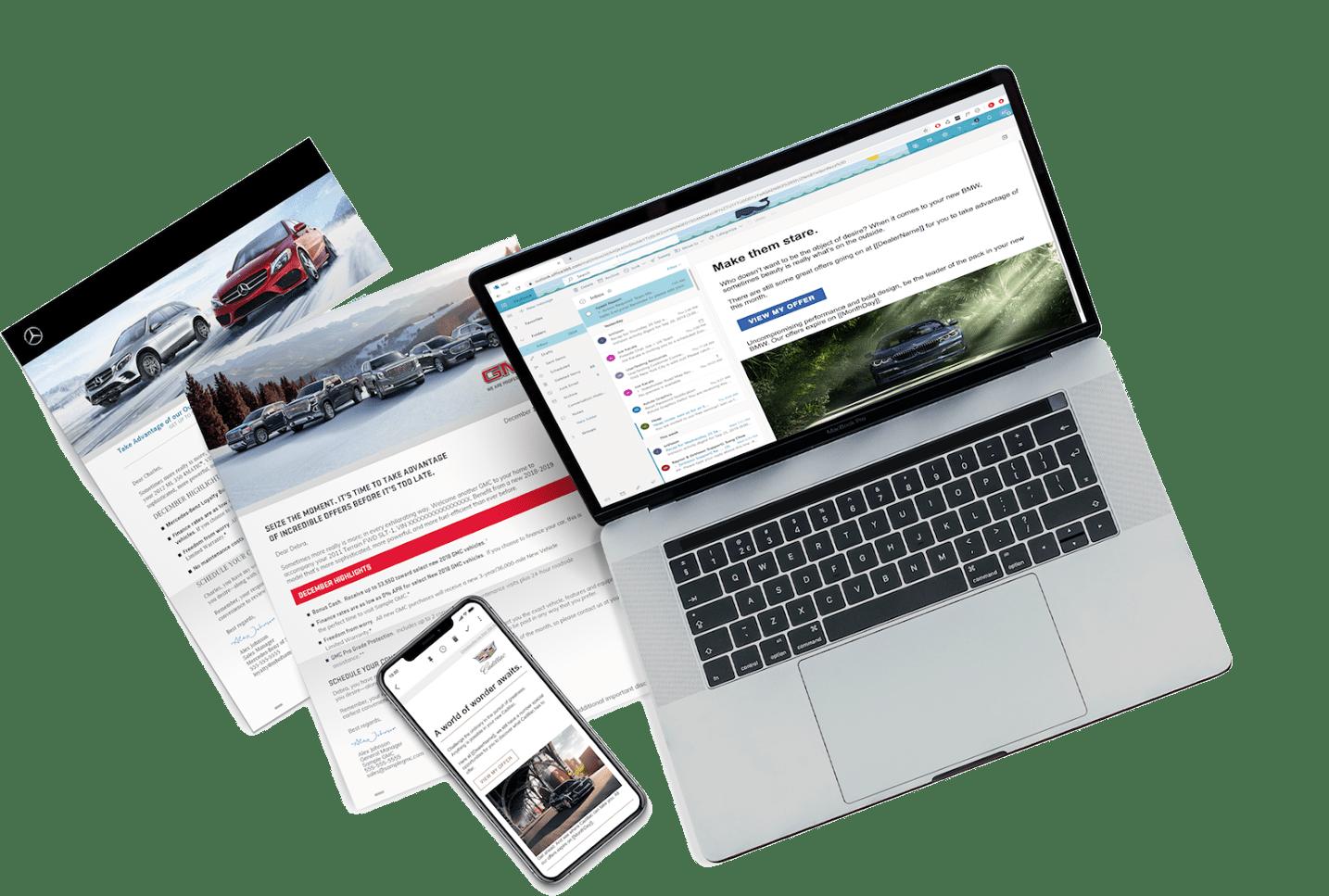 Omni Channel Marketing for Car Dealerships