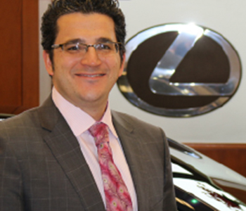 Paul Longaker General Sales Manager Lexus of Towson