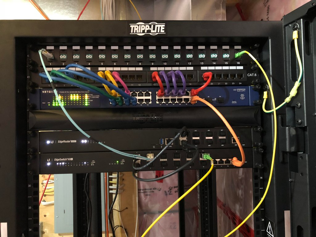 SHOW: Home networking project setup