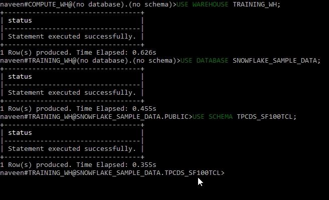 Install and Configure SnowSQL CLI Client
