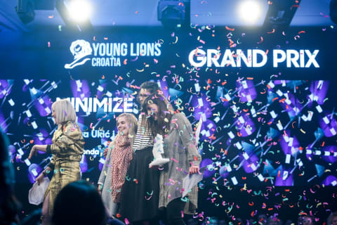 Turning the unlucky Friday 13th into a creative lion's den at Young Lions Croatia's first online edition – you can still apply!