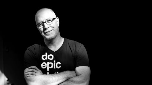 Saving the world from boredom one audience at a time – futurist and evangelist at DK2020