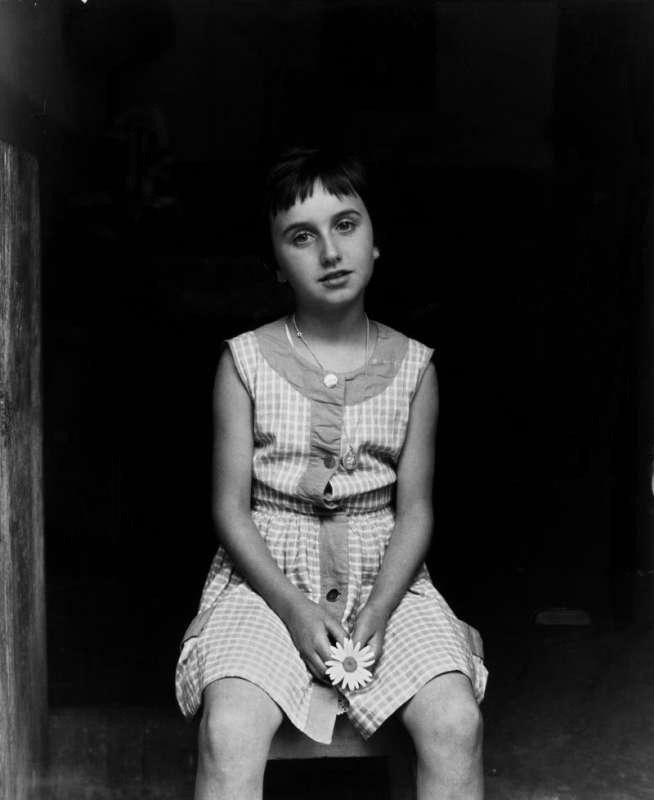 Photo en noir et blanc de Gabriel Cuallado, intitulée Fifi (au quotidien)