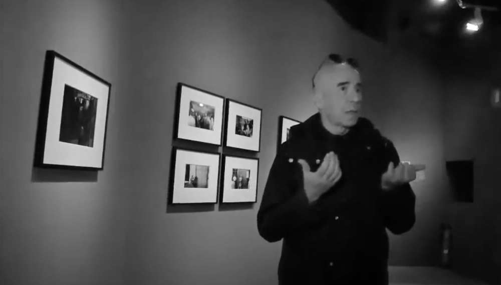 """Visite guidée par Antonio Tabernero de l'exposition """"Cualladó Esencial"""""""