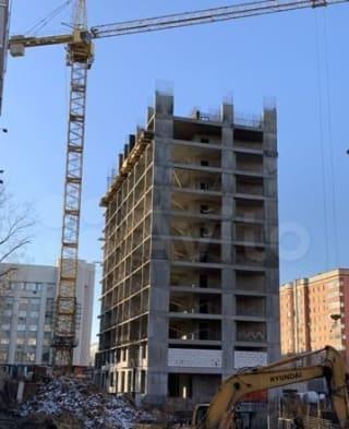1-к квартира, 41.9 м², 12/13 эт.