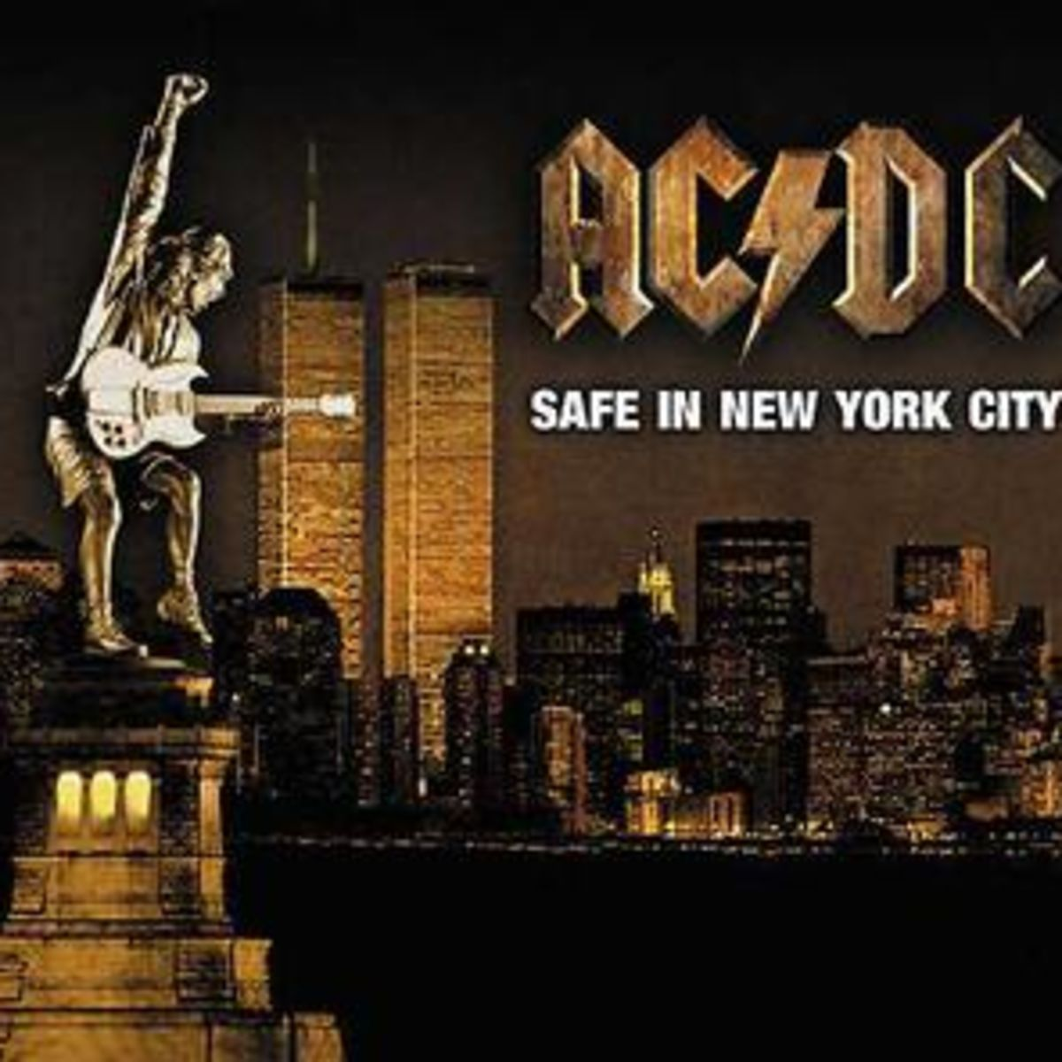 AC/DC: I feel safe in New York City