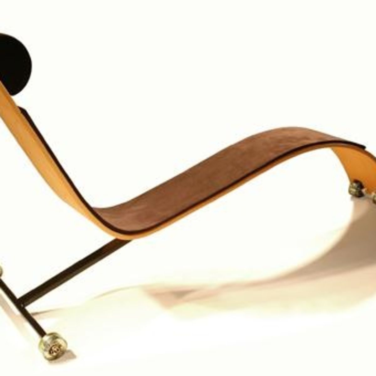 Alet Chair With Skateboard Wheels By Igland Design