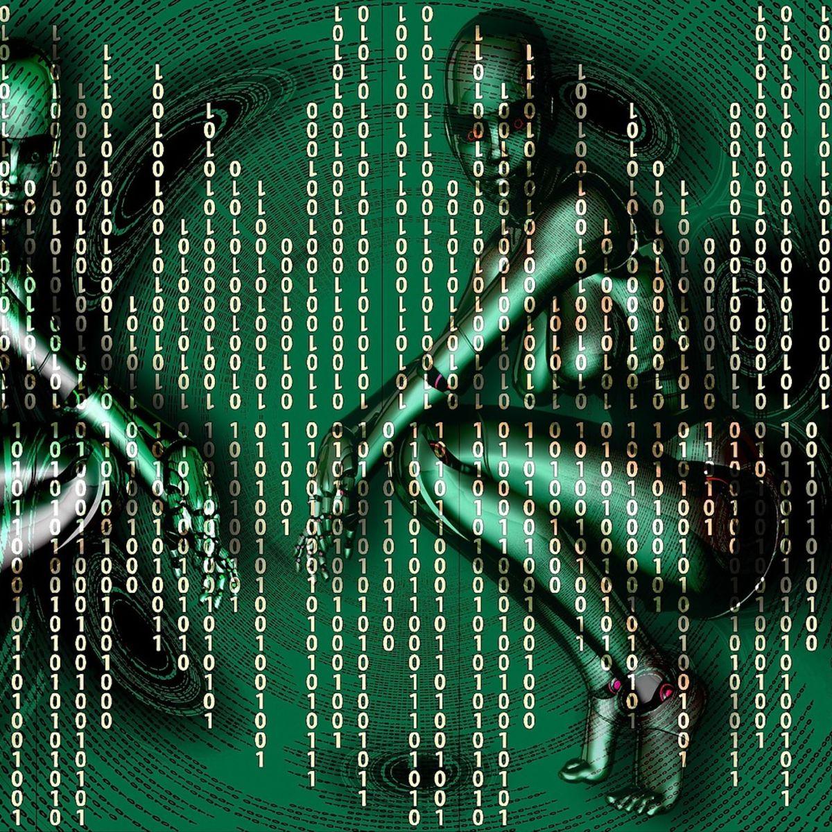 Matrix: CPU, code, internet of the future, women