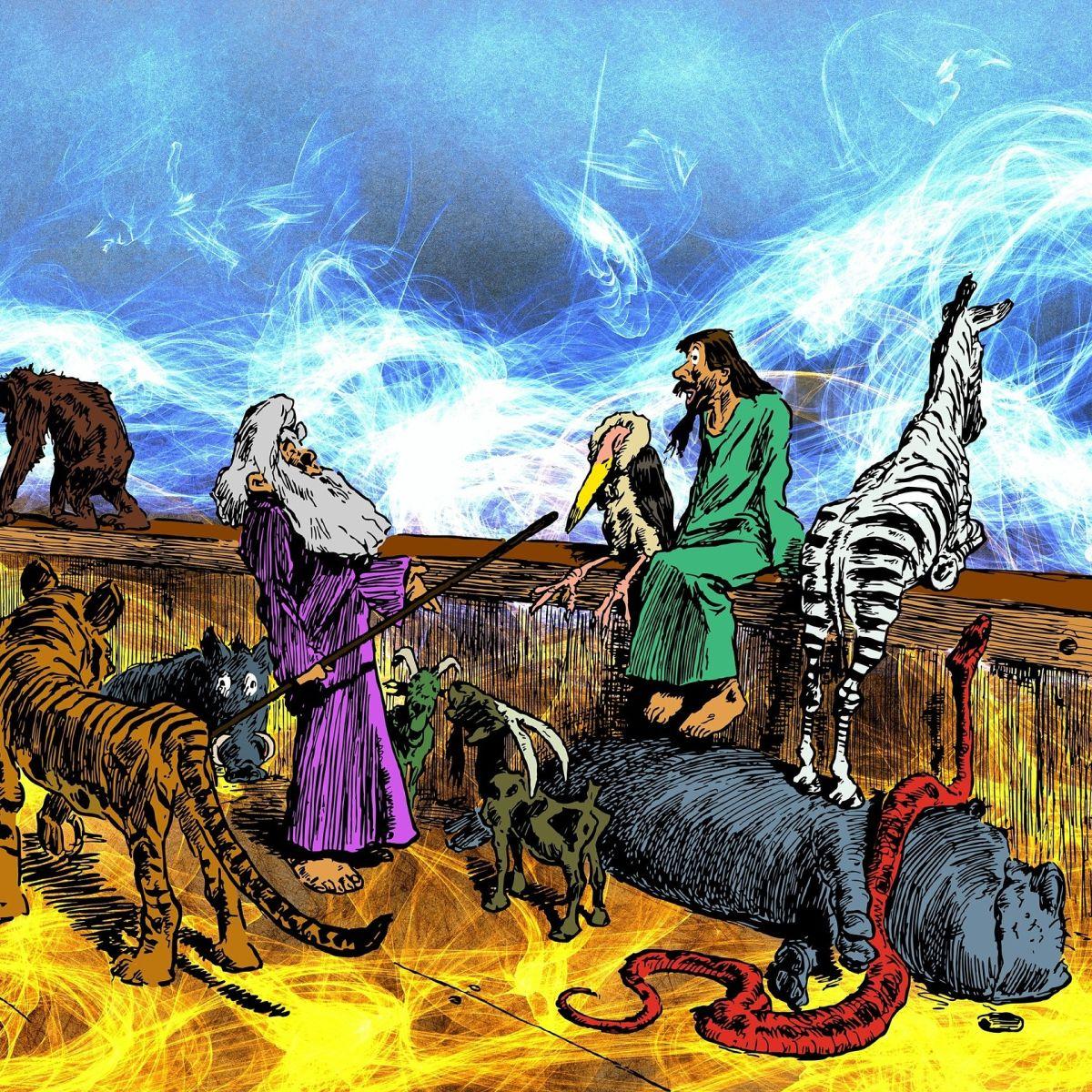 Noah's Ark - Arche Noah