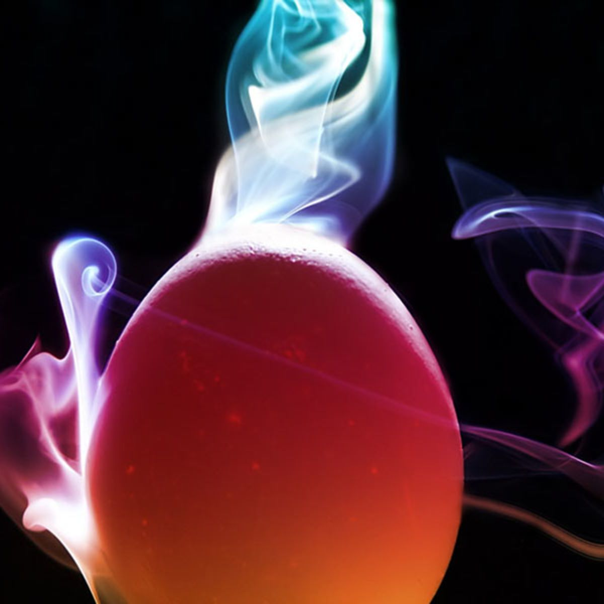 """Smoking egg"" by Sharlene Shappart"