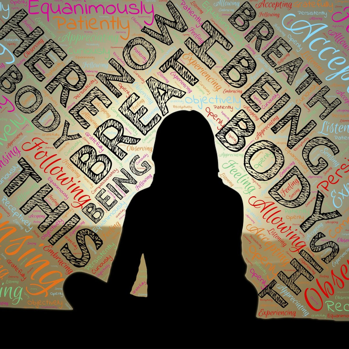 Sitting, meditation, here, now, yoga, breath, body