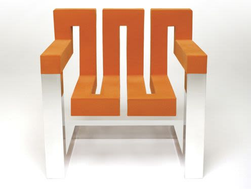 Chair furniture concept by Deeply Madly Living