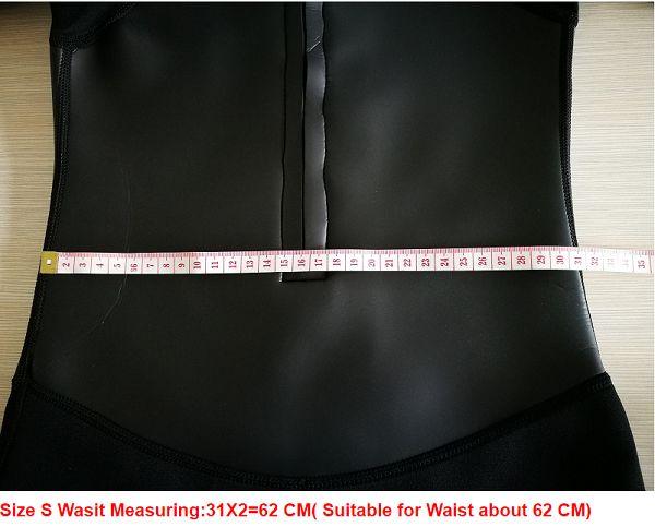 Neoprene Long Arm Sleeved Women Diving Suit - Swimwear. Keep Warm one-piece Surfing Jacket, Leg short sleeve Image 6