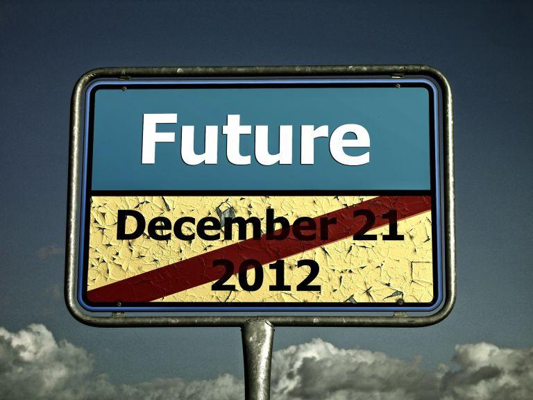 21. December 2012: Apocalypse or Rebirth or No Future