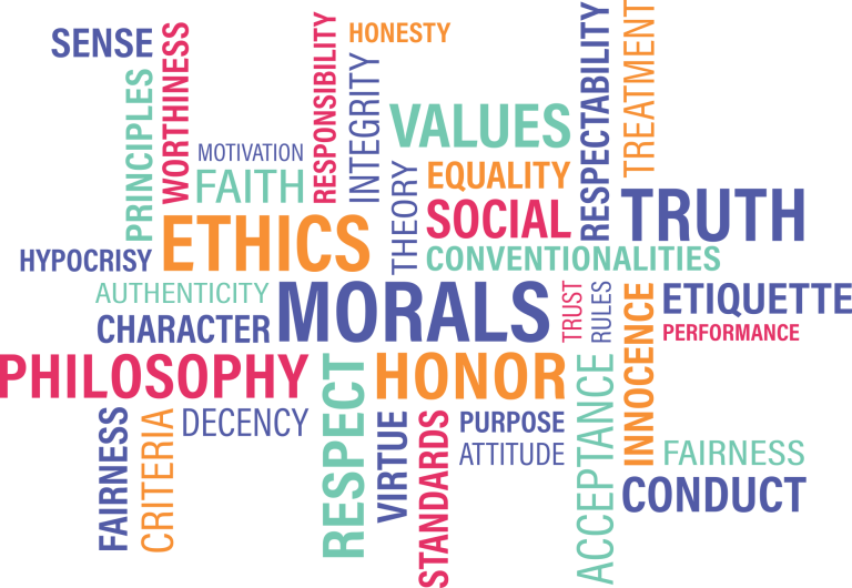 Ethics - Morals - Honor - Truth