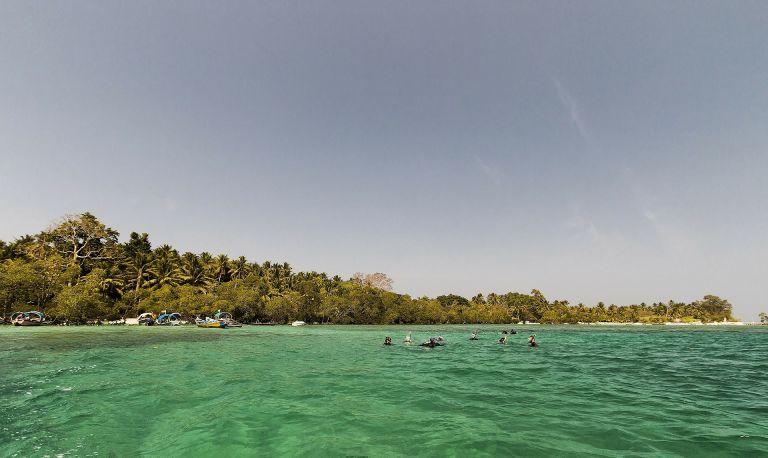 Havelock island, Andaman, India