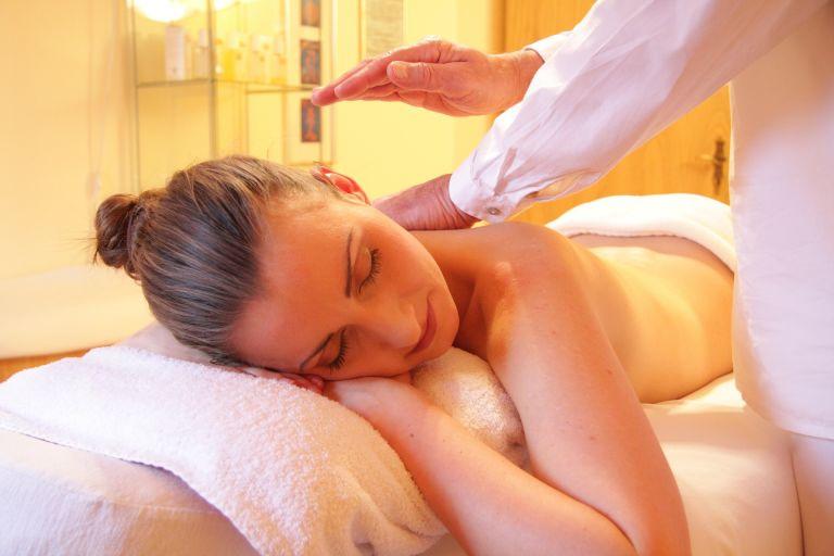 Model massage