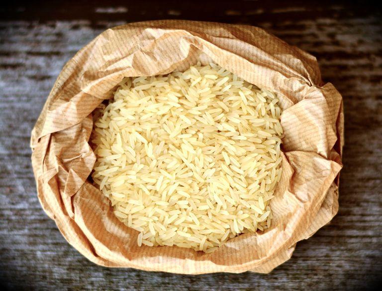 Rice bag