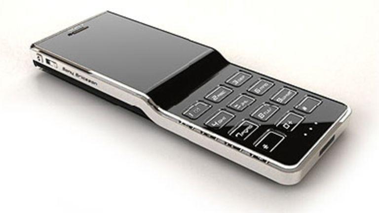 Sony Ericsson Black Diamon