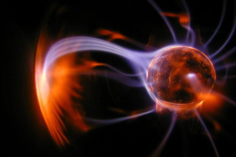 Space: Singularity and black hole