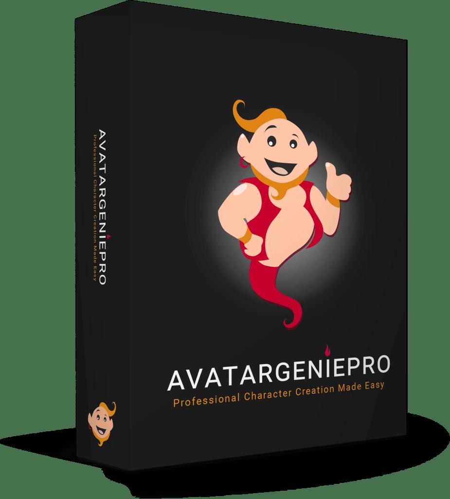 avatar genie pro - character builder - avatar character builder