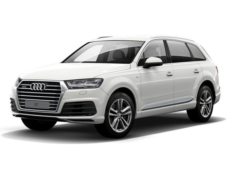 AUDI Q7 - Wedding & Prom Limousines for Hire