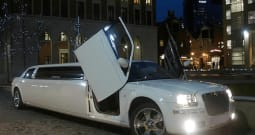 Chrysler C300 Baby Bentley Limo