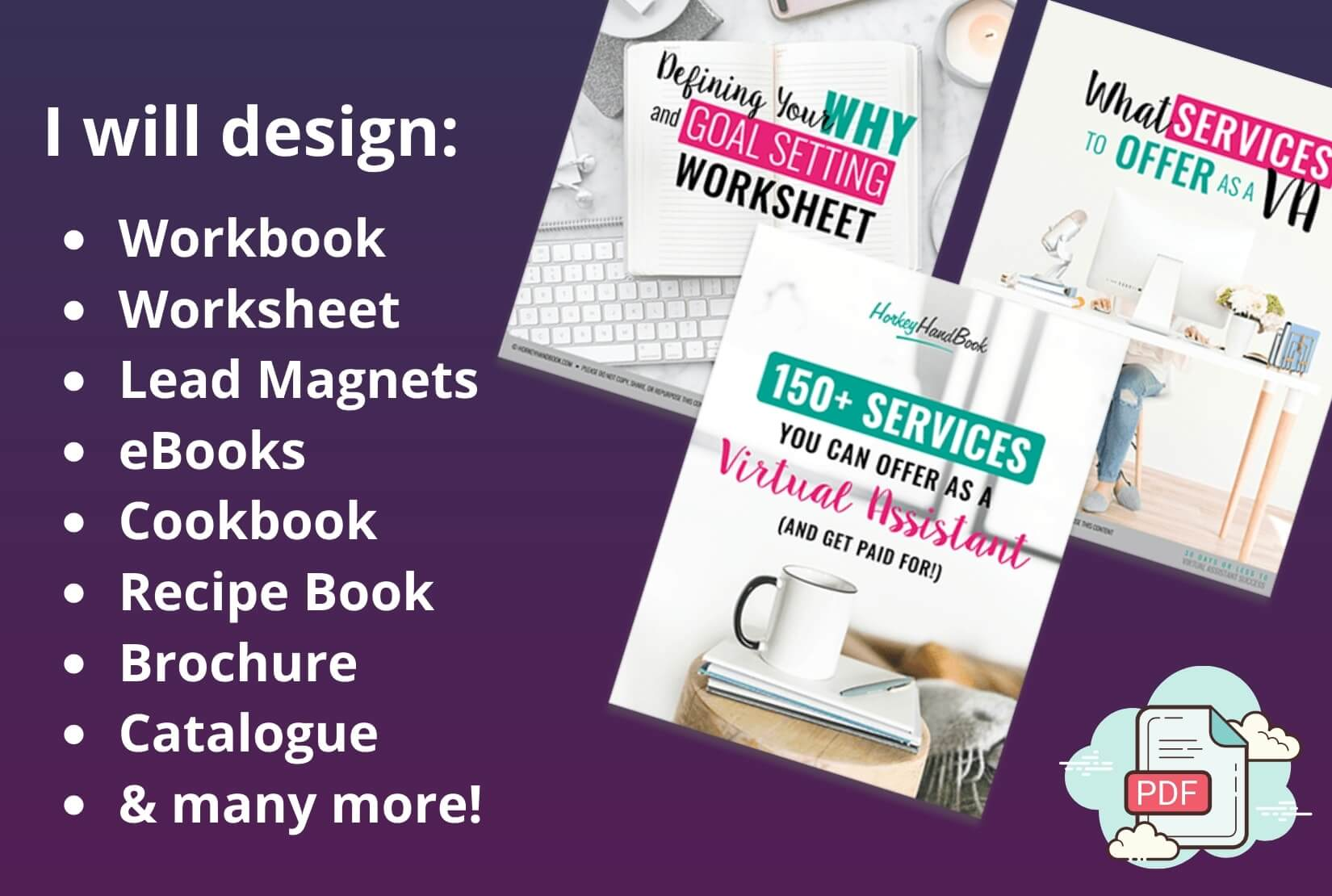 design-pdf-workbook-worksheet-lead-magnet-checklist-ebook-design