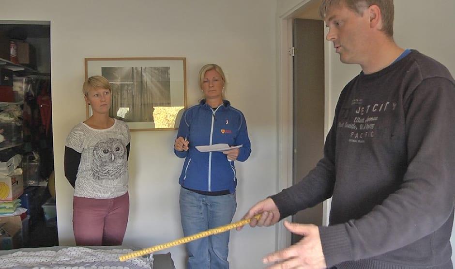 Funksjonsattesten gjør det enklere å kartlegge boligen (foto: Birger Jensen)