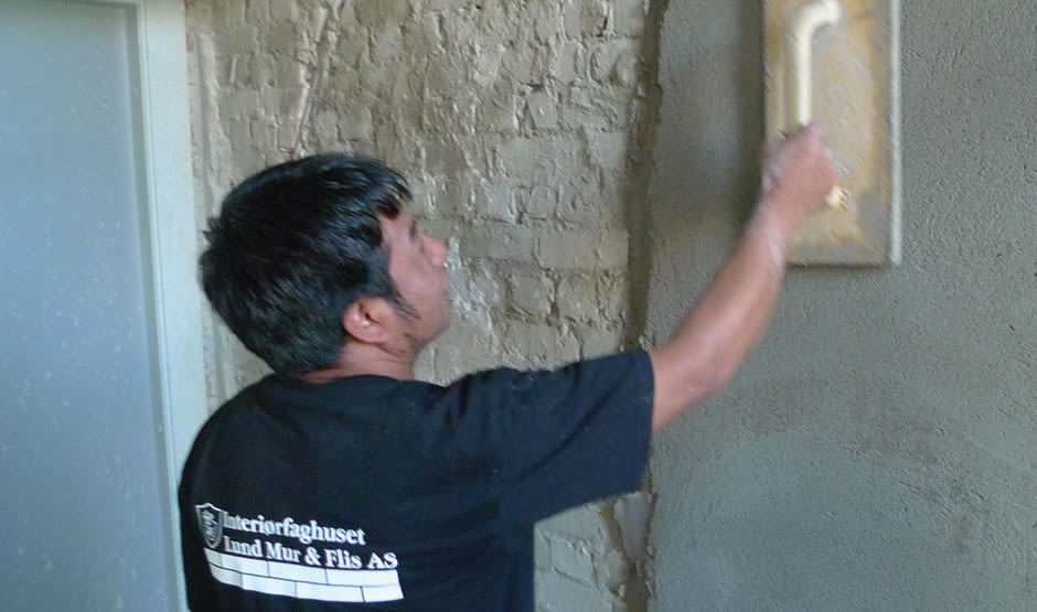 Murer, kurs for håndverkere