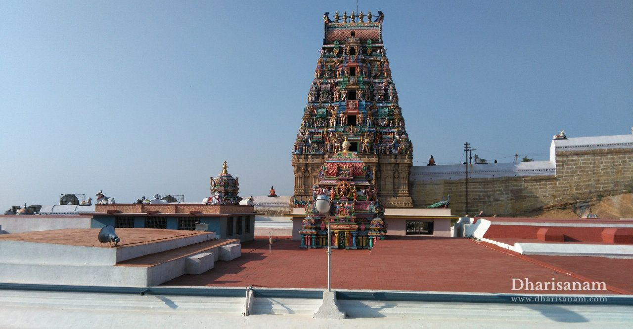 4 Famous Temples To Visit In Erode - Dharisanam