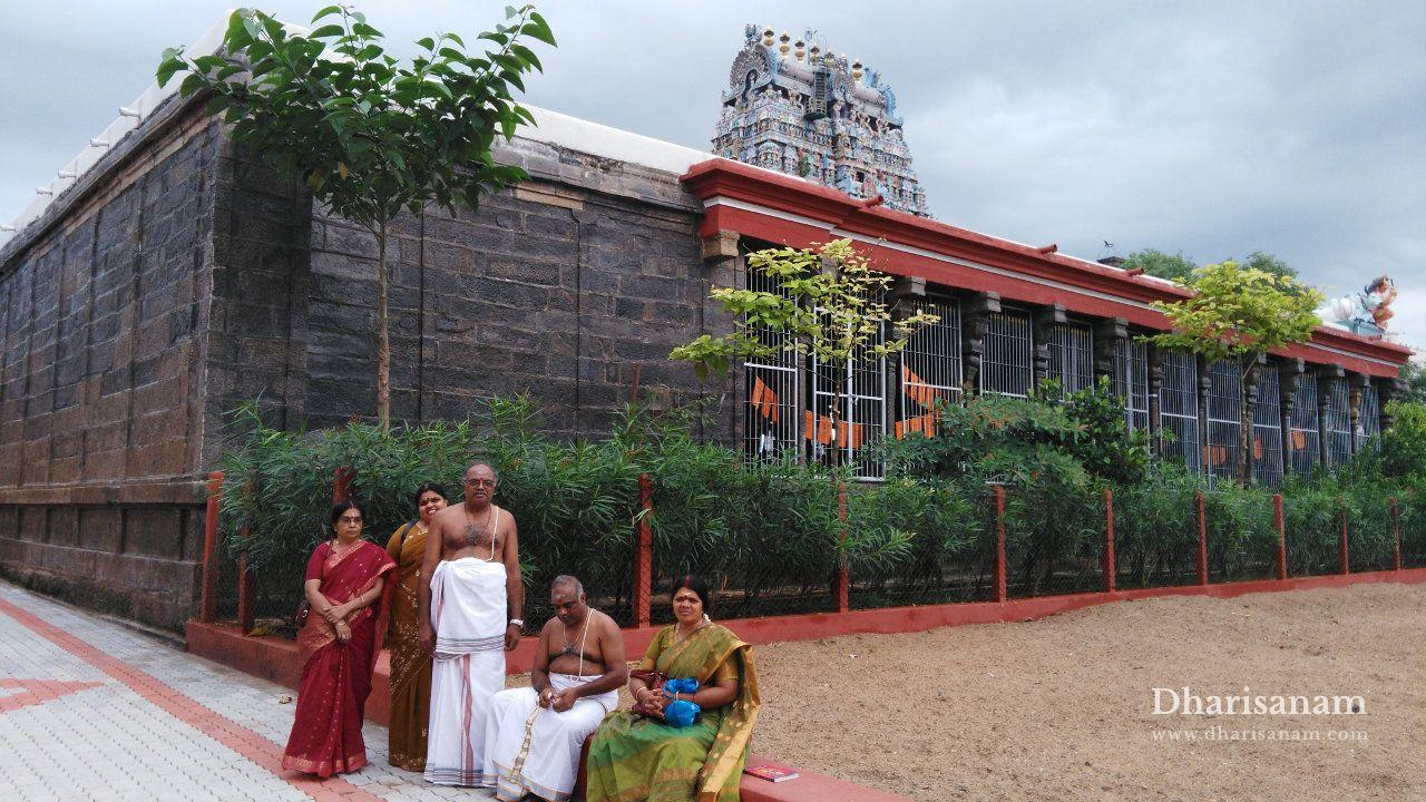 Vennaimalai sivan temple