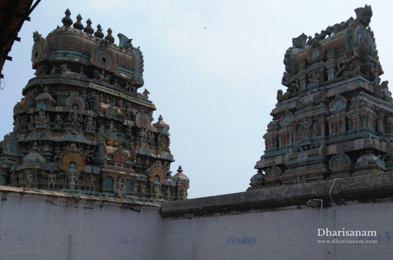 Sri Masilamaneeswarar Temple at Thirumullaivoyal  - Dharisanam