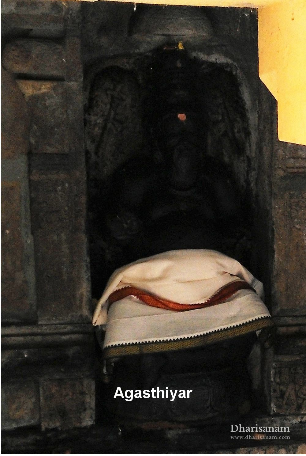 Sri Kodeeswarar temple at Thirukkodikkaval - Dharisanam