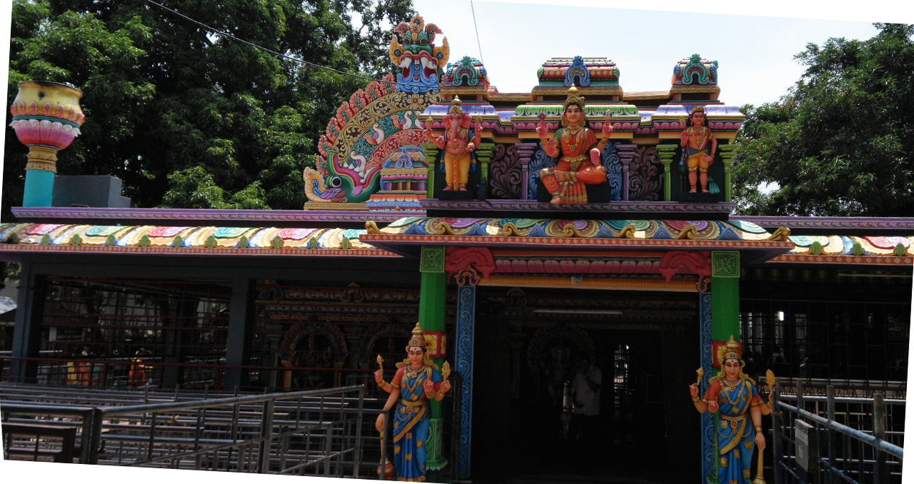 Sri Chandramouleeswarar Temple and Sri Vakrakali Amman
