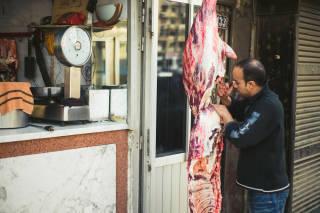 Butcher , Cairo
