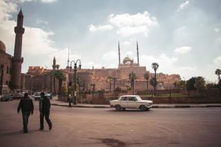 Citadel view, Cairo
