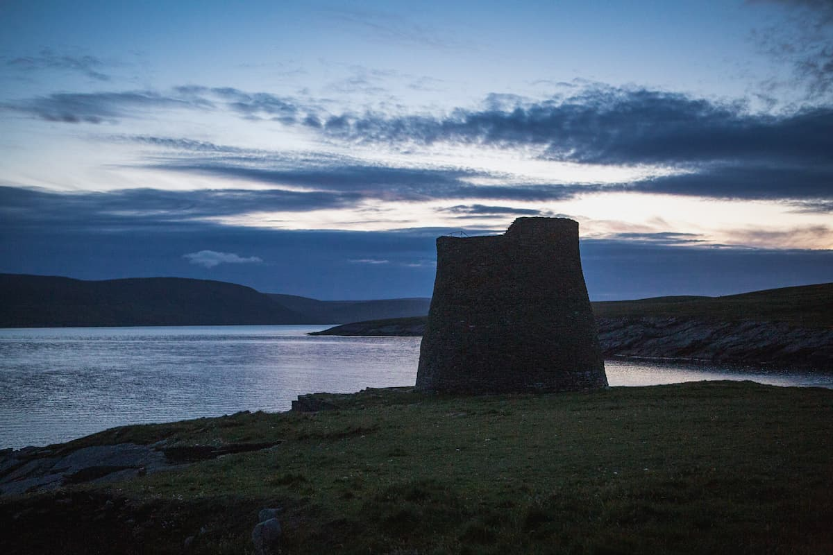 Mousa broch - July 10, 2020