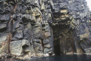 Cave near Boddam