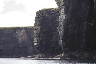 Cliffs near Boddam