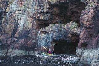 Passage at Brei Holm