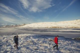Clousta Loch, Shetland