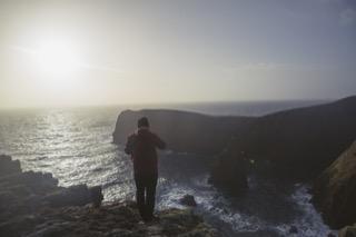 Silwick Cliffs